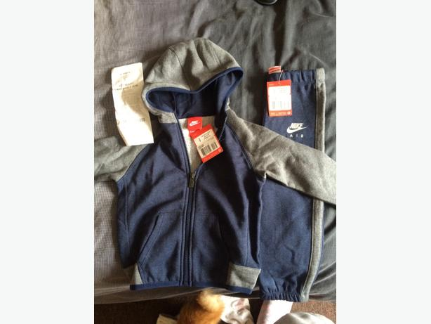 Brand New Nike infant tracksuit