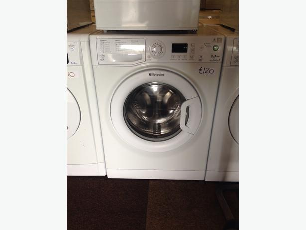 HOTPOINT WASHING MACHINE 7KG