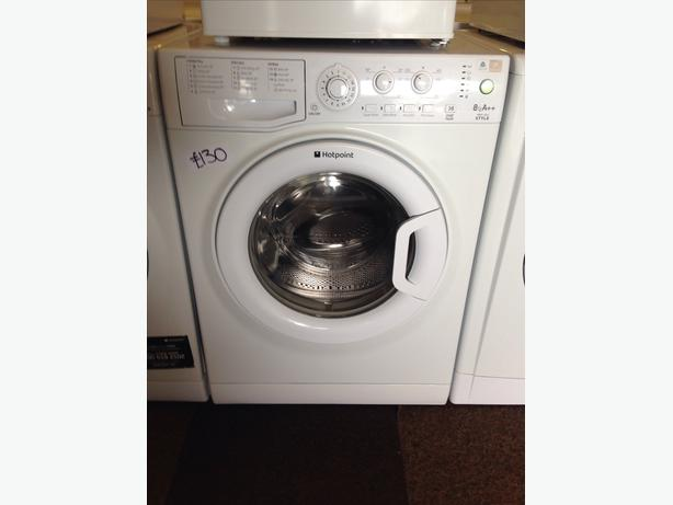 HOTPOINT WASHING MACHINE 8KG