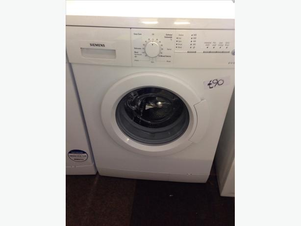 6KG SIEMENS WASHING MACHINE