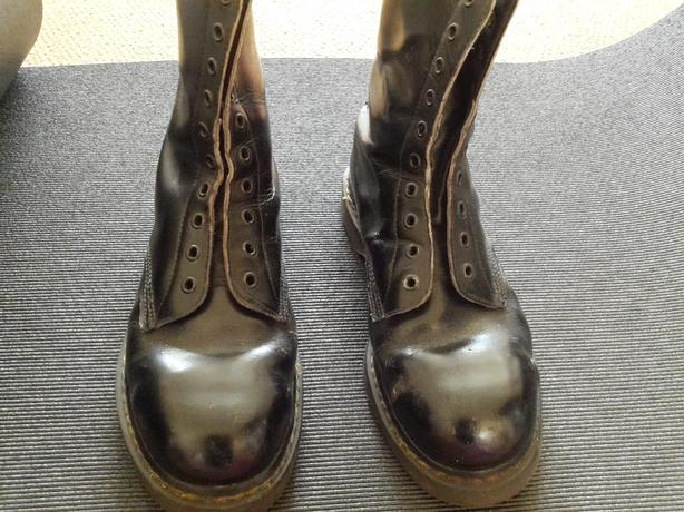 Dr Martens Steel Toe Capped Boots Size 8