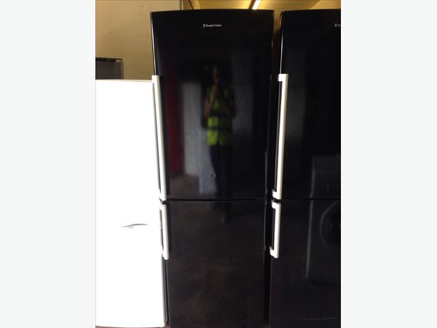 TALL RUSSEL HOBBS FRIDGE / FREEZER FROST FREE
