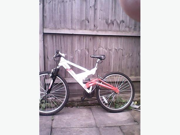mountain bike 6 gears