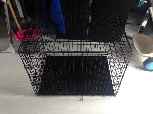 medium dg cage