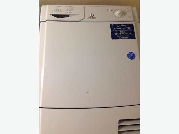INDESIT DRYER CONDENSER 7 KG
