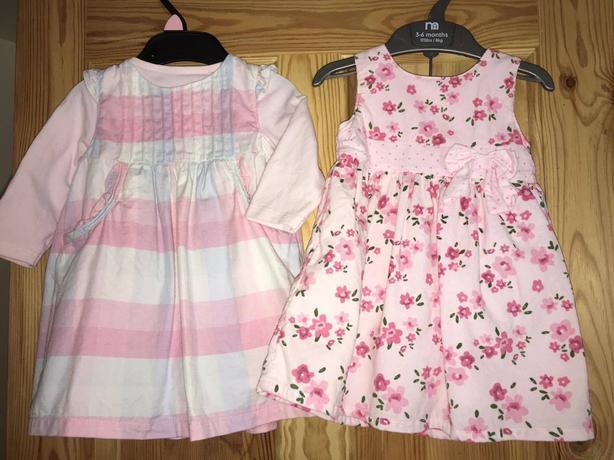 3-6M Baby dress