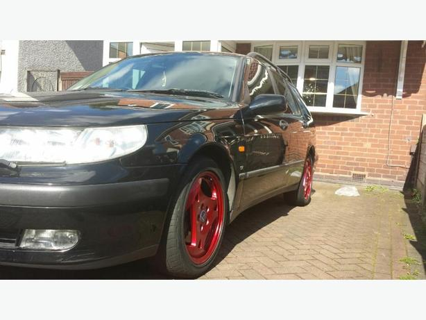 SAAB 95 ESTATE 2.0 TURBO  #NO MORE TIMEWASTERS#