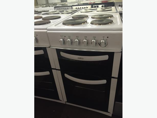 £90 BELLING 50 CM ELECTRIC COOKER WITH GUARANTEE
