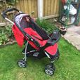 pushchair/car seat