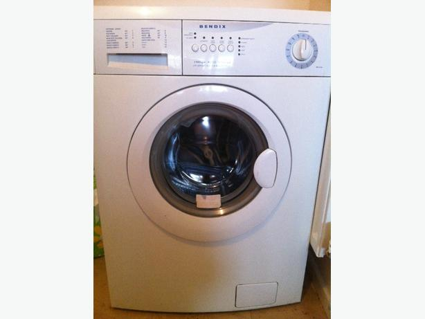 washing machine excellent condition
