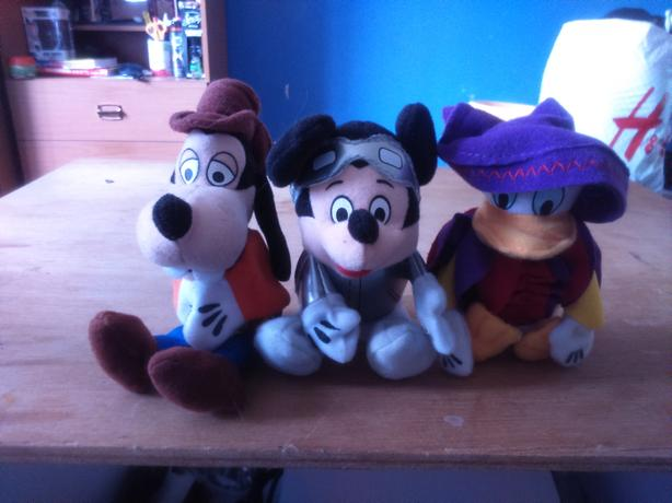 McDonald's Disneyland Paris 2000 Toys