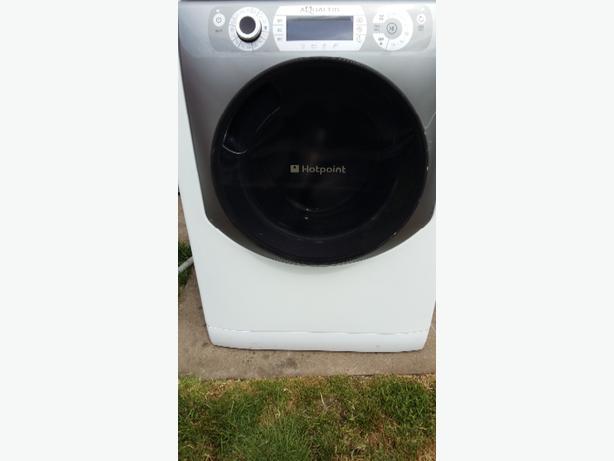 hotpoint aqualtis 11kg washing machine