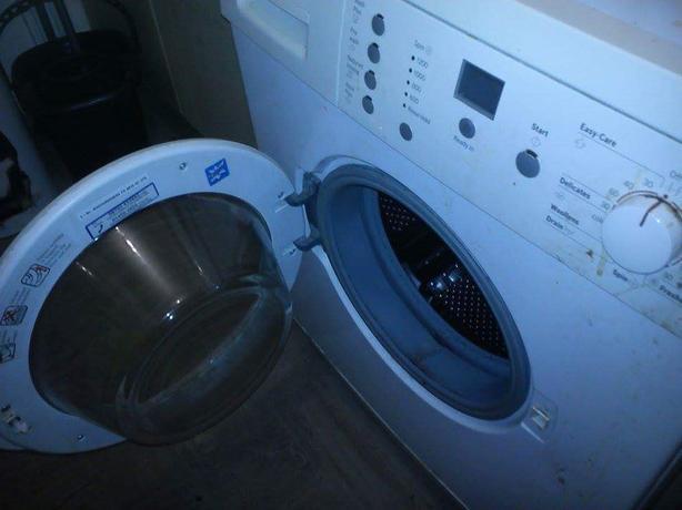 bosh clasdix washer