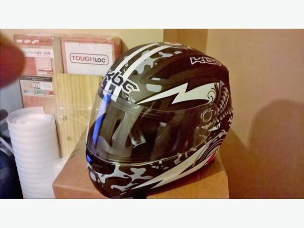 kbc racing helmet small