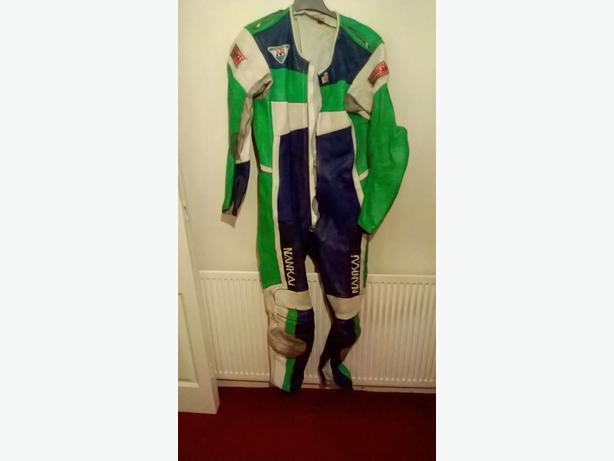 nankai pro racing leathers