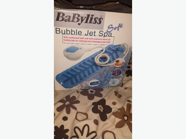 babyliss bubble jet spa