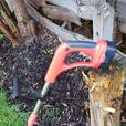 cordless rechargable strimmer