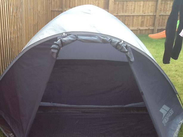 Brand new Trespass tent