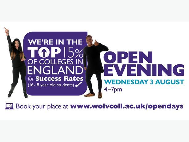 Open Evening - August 3rd 2016