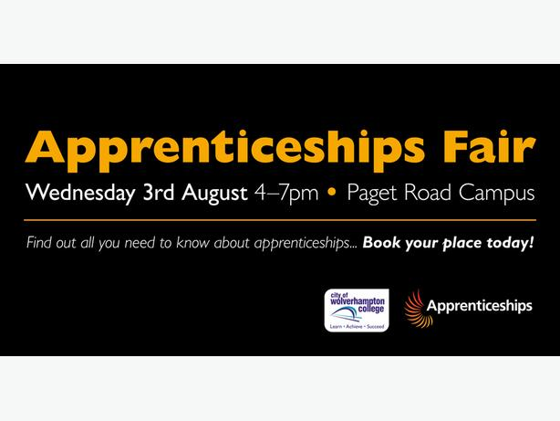 Apprenticeship Fair - August 3rd 2016