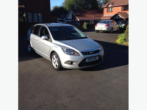 FORD FOCUS 1.6TDCI 2010 NEW SHAPE FACELIFT