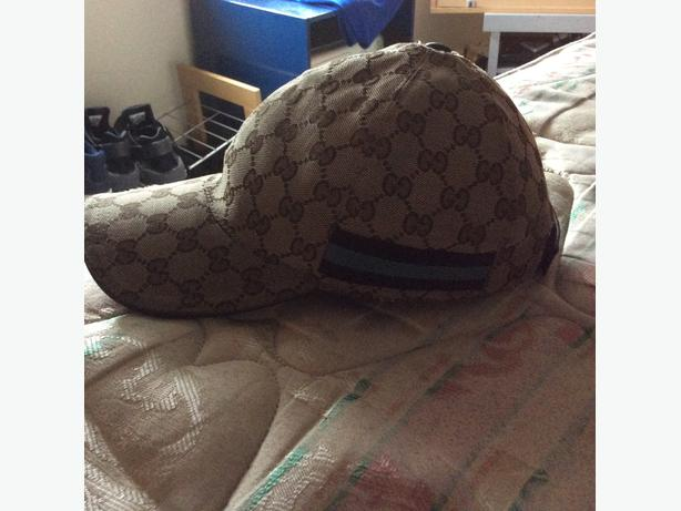 Limited edition Gucci cap