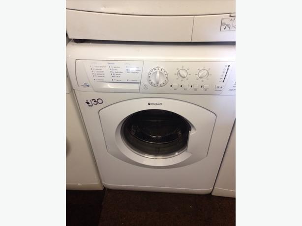 HOTPOINT WASHER / DRYER 7KG