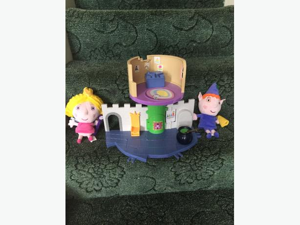 Ben and holly bundle