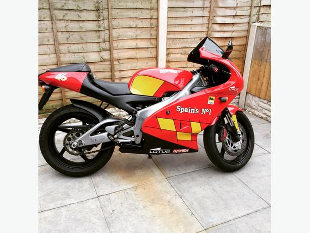 aprilia rs 125cc 2000