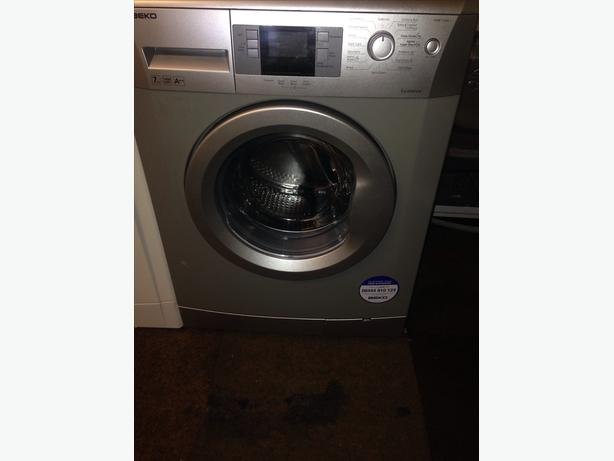 BEKO SILVER 7KG WASHING MACHINE