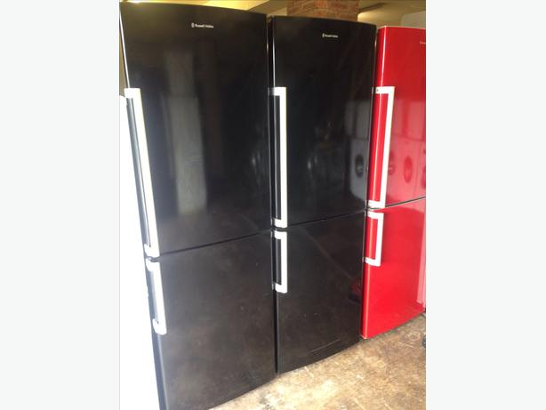 RUSSELL HOBBS TALL FRIDGE / FREEZER BLACK