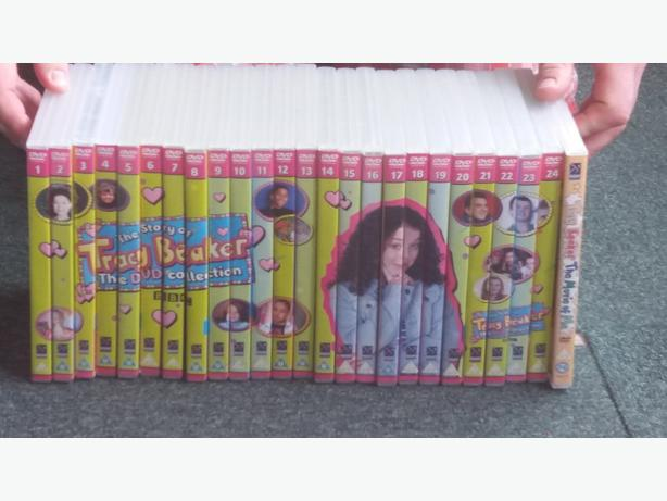 complate tracy beaker dvd box set