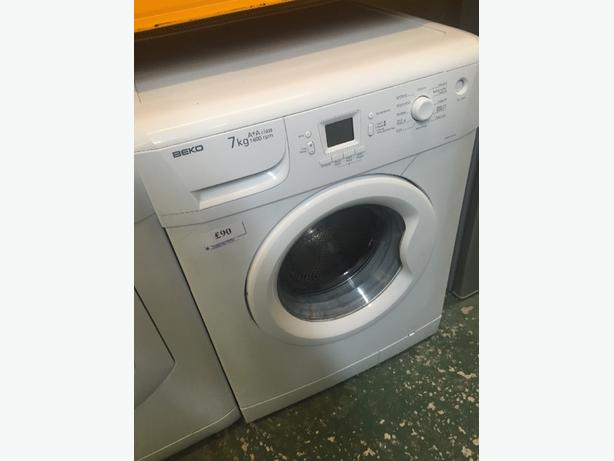 👉👉beko 7kg washer free delivery