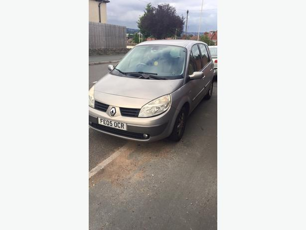 2005 renault scenic read add