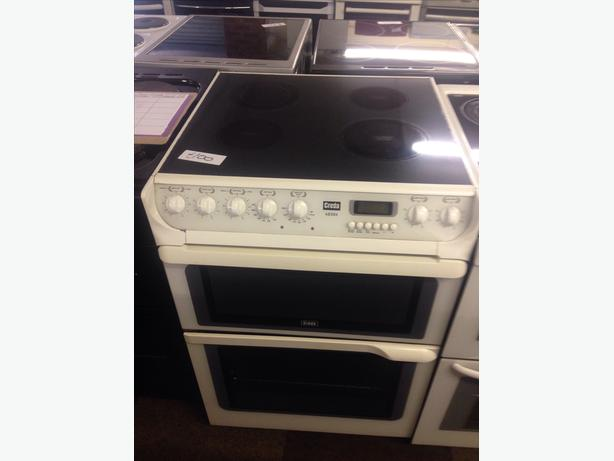 CREDA 60CM ELECTRIC COOKER