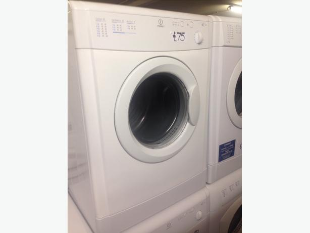 INDESIT VENTEND DRYER 6KG