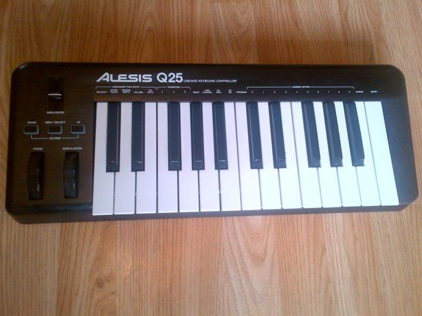 Midi usb Keyboard for sale