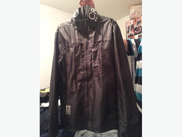 mens crosshatch jacket