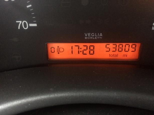 punto 53000 low mileage