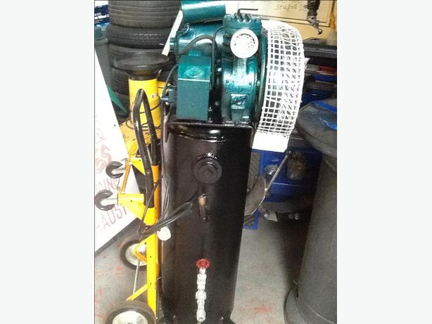 Old compressor