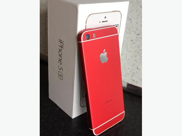iphone 5s 16gb unlocked customised ( pristine)