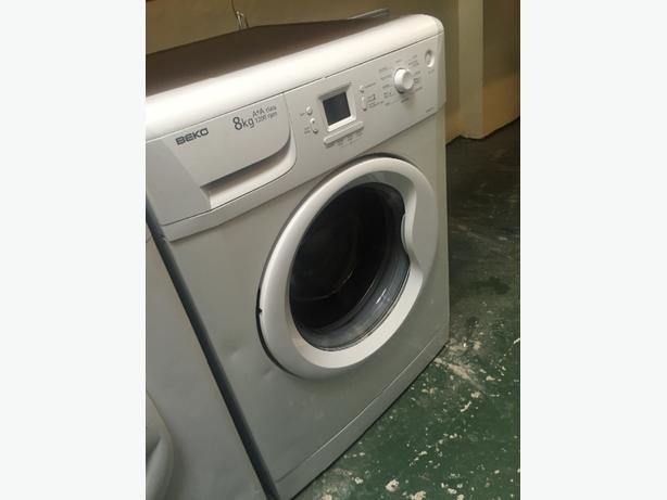 ☀️☀️🚚beko 8kg a➕a washer free delivery