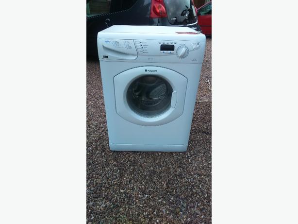 hotpoint 1400 spin 7kg drum washer