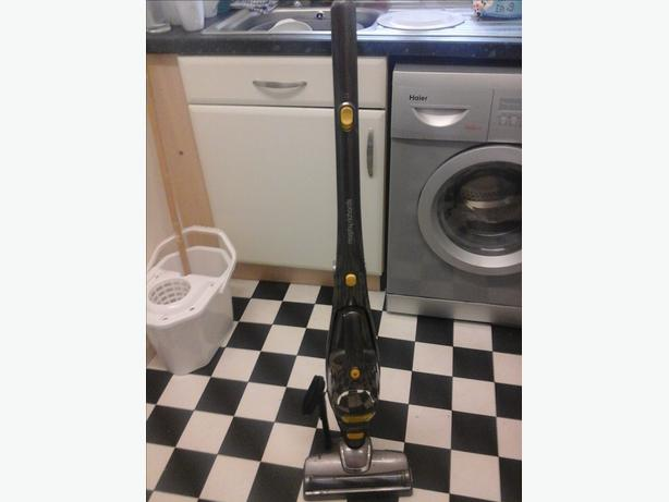 morphy richards cordless hoover