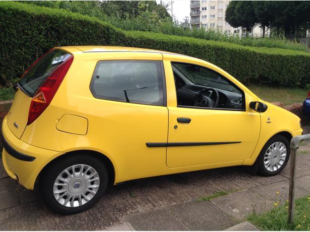 Fiat Punto 1.2 8v Active Sport 3dr 69000 miles