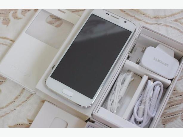 OVNO Samsung Galaxy S6 32gb White