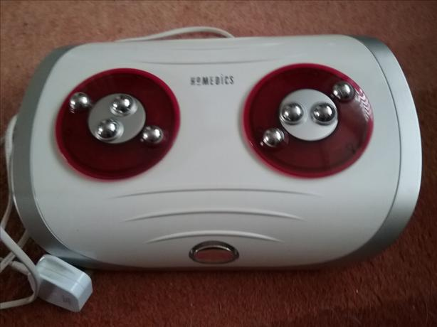 Foot  Massager with instructions