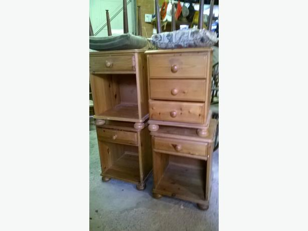 Mr Copperfield Bedside tables/cupboards