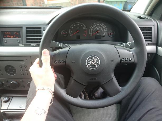 Vauxhall vectra 1.8 petrol swaps..