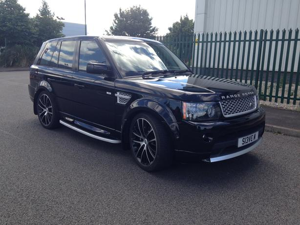 range rover sport 2005 4.2 supercharged autobiography